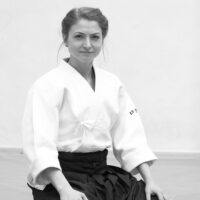 Sensei Roxana Gramada, 4 Dan Aikido Aikikai
