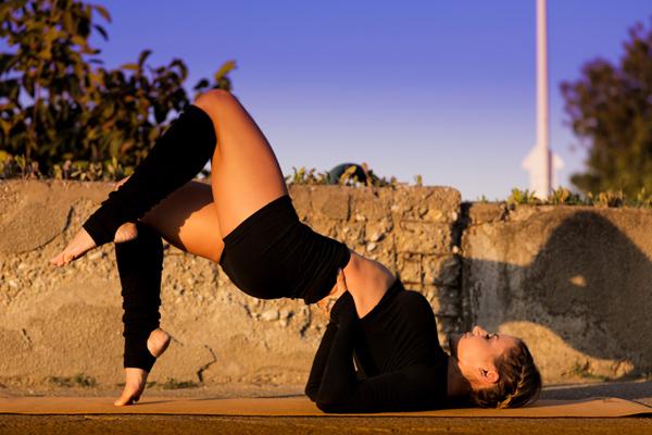 Yoga pentru Flexibilitate si Echilibru